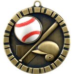 Baseball 3-D Baseball Trophy Awards
