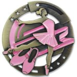 Enamel Ballet Dance Trophy Awards
