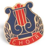 Choir Lapel Pin Lapel Pins